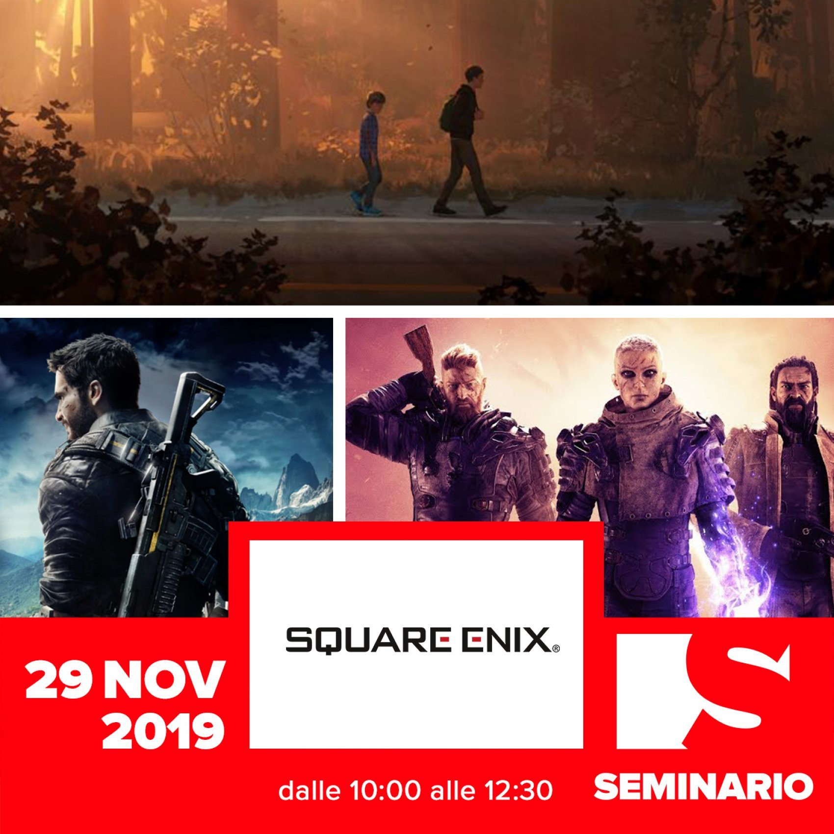 SEMINARIO – RACHELE DOIMO It's not a game, it's a journey!