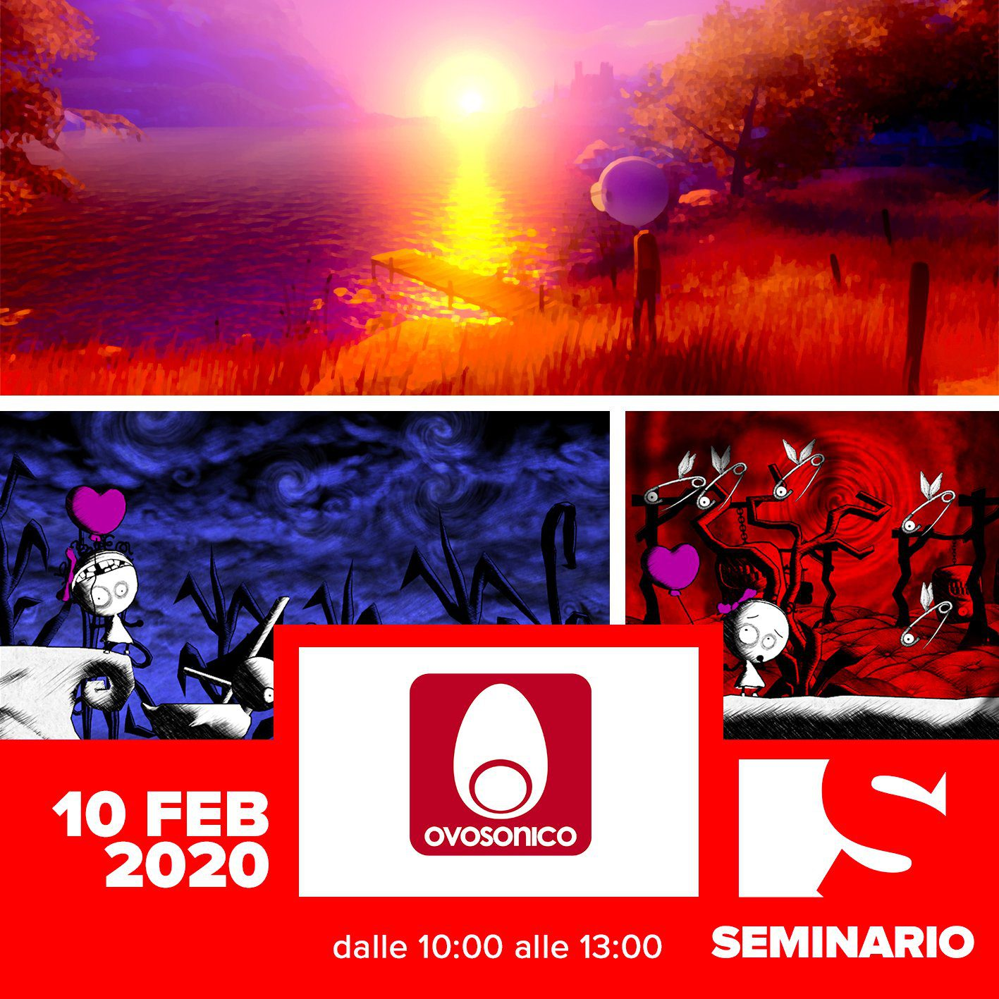 SEMINARIO – MARIO PRIVITERA Tips and Tricks for Environment Artist